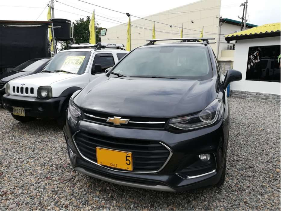 Chevrolet Tracker 2017 - 71200 km