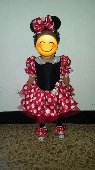 Disfraz Minnie