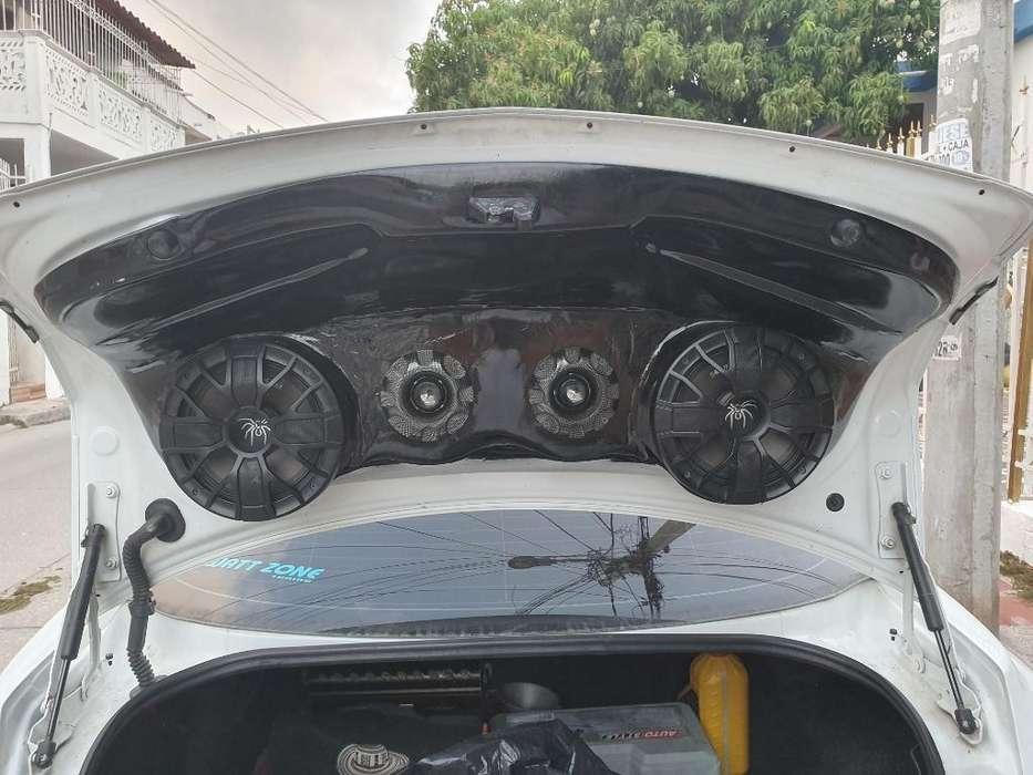 Sonido de Carro, Fue Montado en Mazda 3