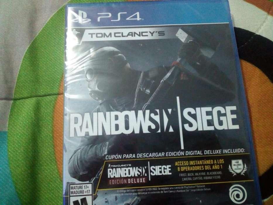 Rainbowsix Siege Edicion Deluxe Nuevo