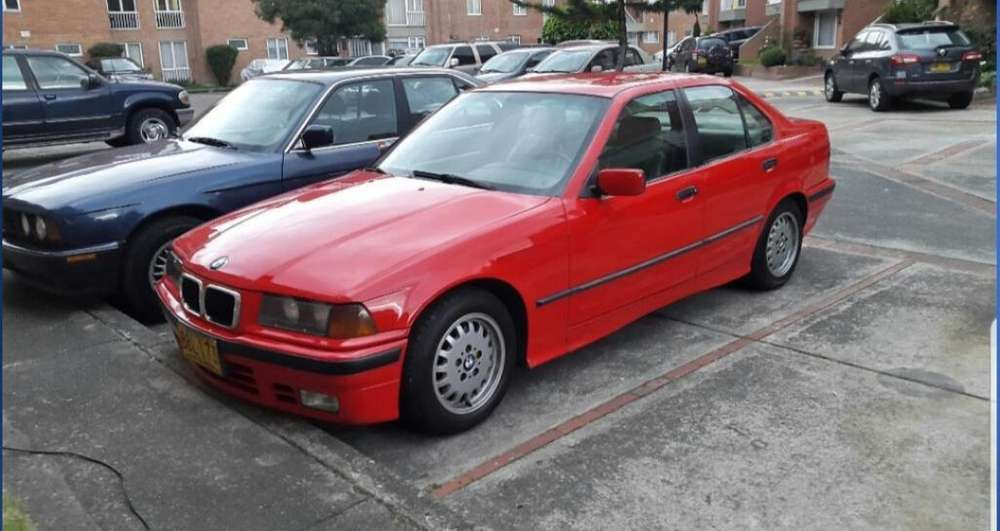 <strong>bmw</strong> Série 3 1992 - 174000 km