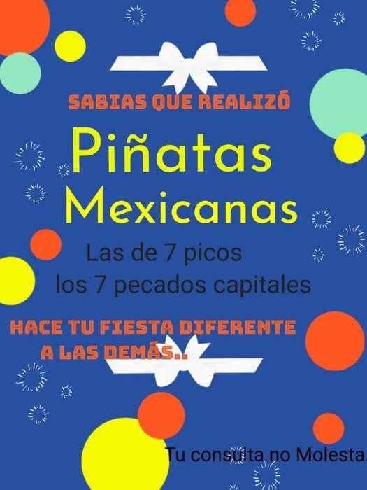 Piñatas Mexicanas 100% Originales