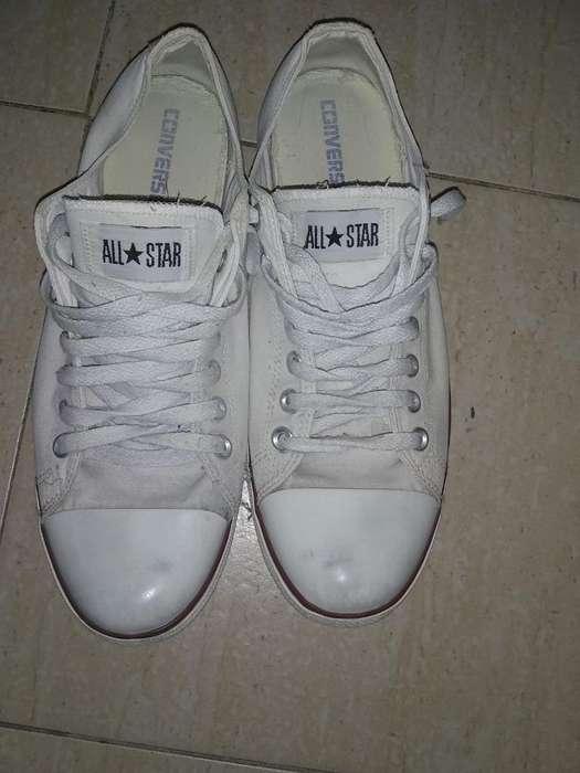 Zapatillas Blancas de Hombre