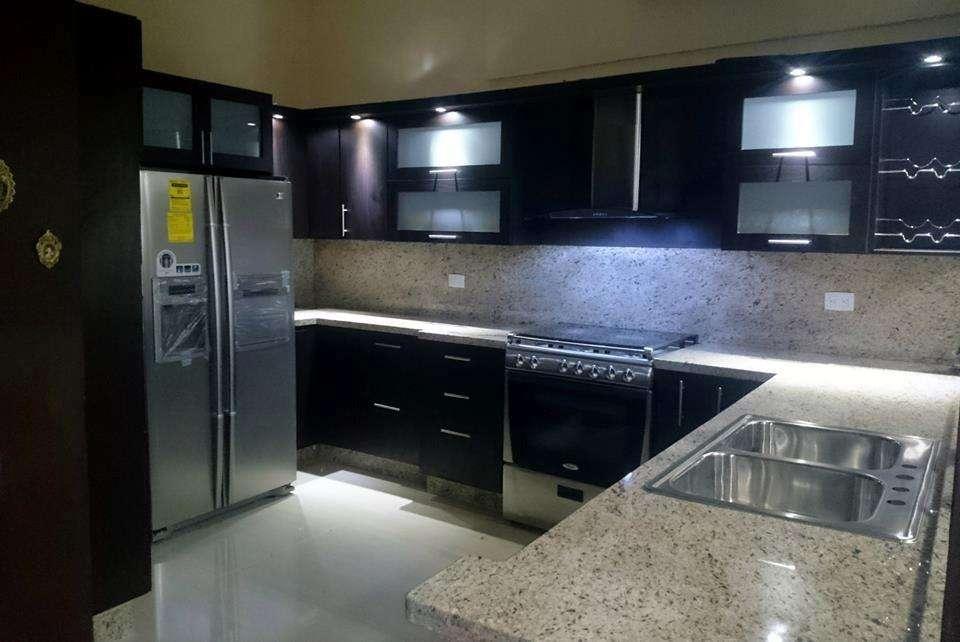 cocinas empotradas, diseño y elaboracion
