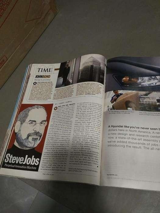 Revista Time Edicion Especial 2005 Ingle