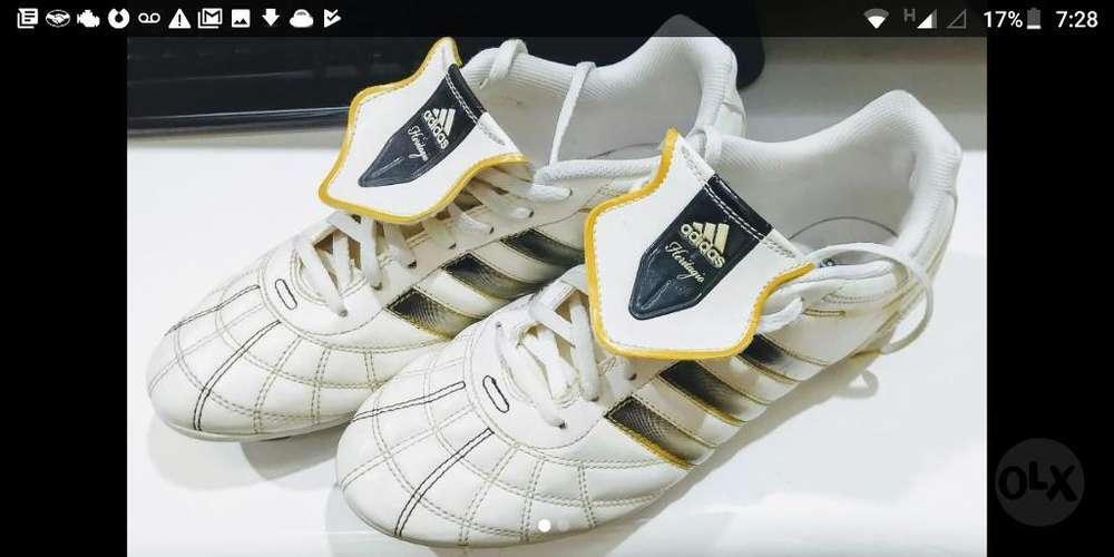 Guayos Adidas Heritage Talla Us 9