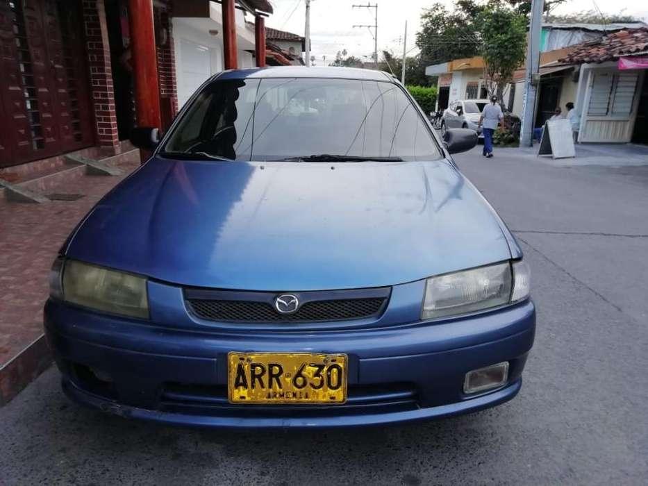Mazda Allegro 1998 - 1111 km