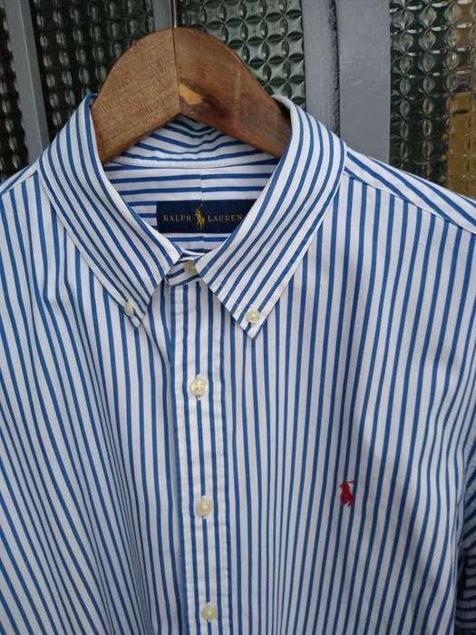 Camisa Polo Ralph Lauren Talla Xl Origen