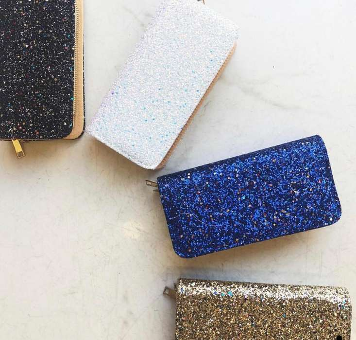 Billeteras Glitter