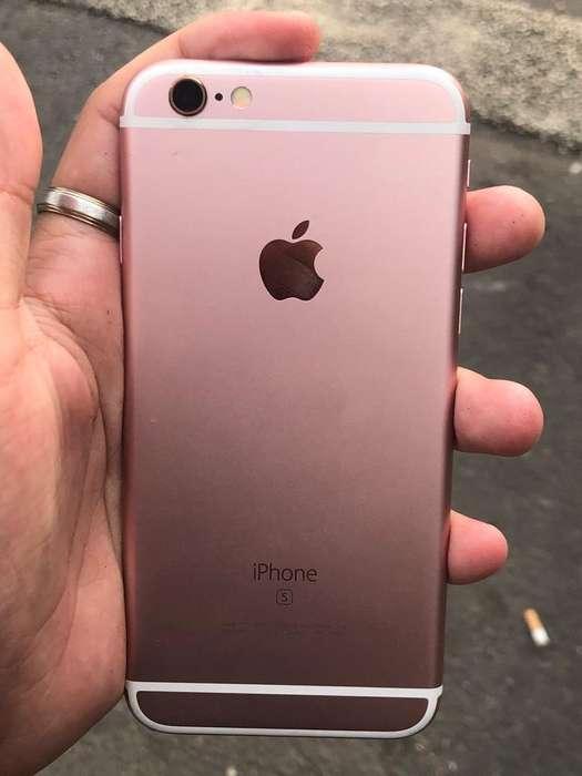 iPhone 6S Rosado 16 Gb Full