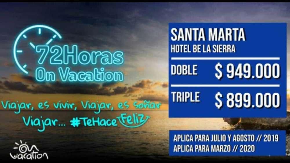 Santa Marta All Inclusive