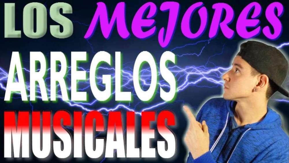 ARREGLOS MUSICALES 2019 SOLISTAS SIN MUSICOS