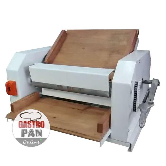 Sobadora Industrial 45x7 cm Monofasica Reforzada 3/4 HP