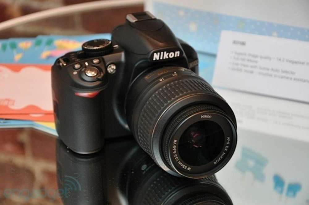 Cámara Nikon D3100 en Perfecto Estado