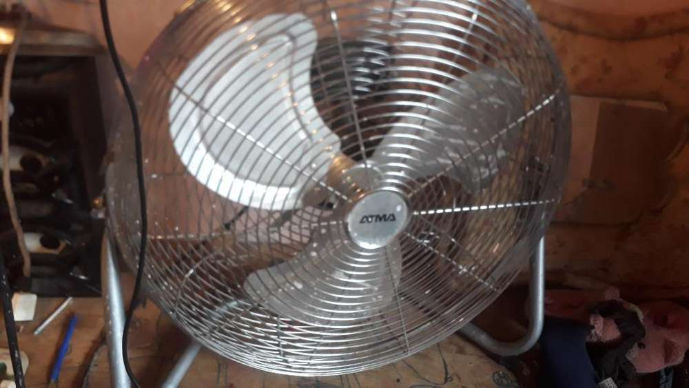Ventilador Turbo Atma