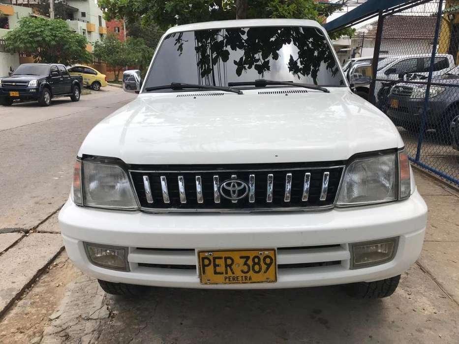 Toyota Prado 2002 - 331000 km