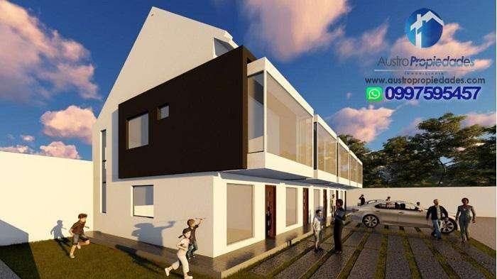 Villas en Construcción en 78.000 Sector Narancay