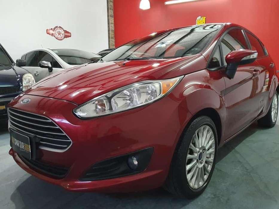 Ford Fiesta Kinetic 2014 - 90000 km