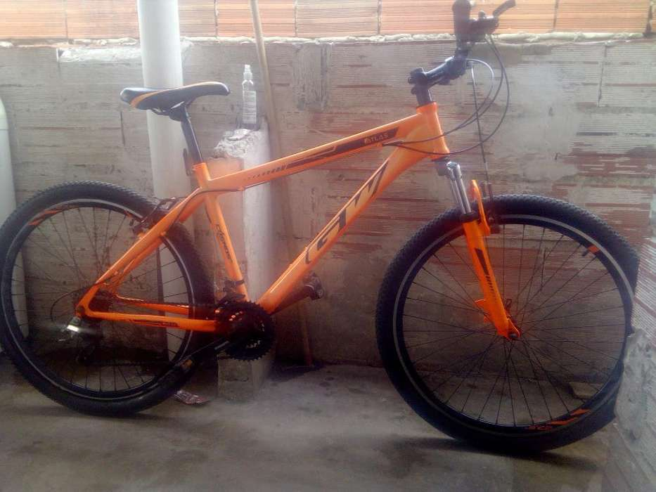 Bicicleta Marca Atlas Gw