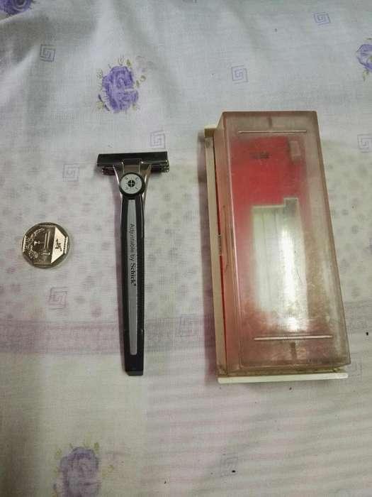 maquina de afeitar de 1965