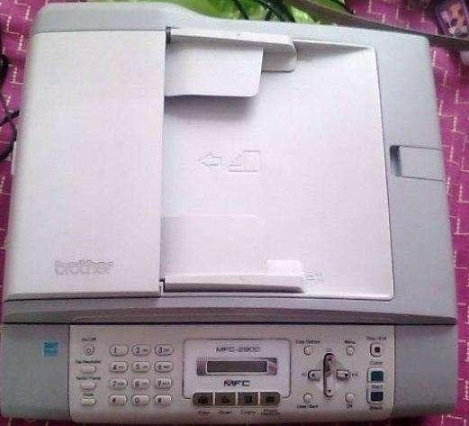 Vendo Fotocopiadoimpresora Brother Lc61