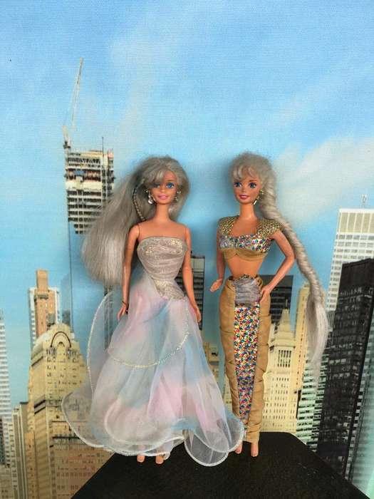 Barbies Antiguas