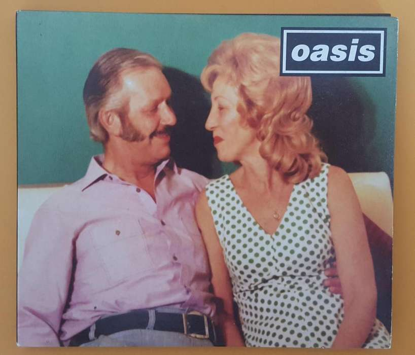 Oasis - Stand By Me (EP Digipack)