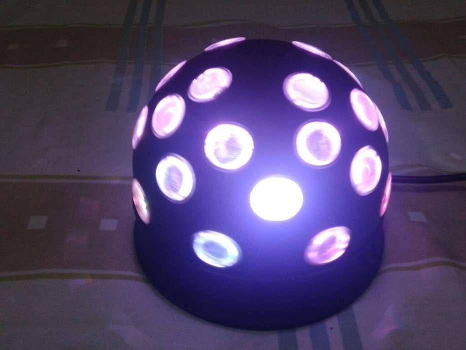 Luz para Discoteca