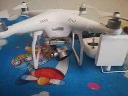 vendo DRONE DJI PHANTON 3 STANDAR