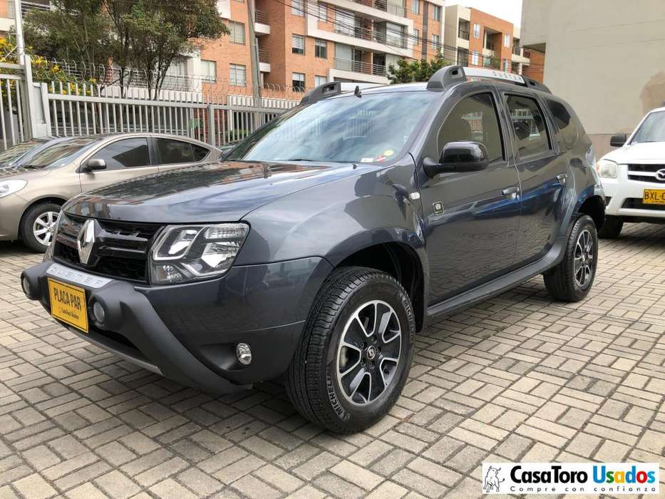 Renault Duster 2018 - 20806 km