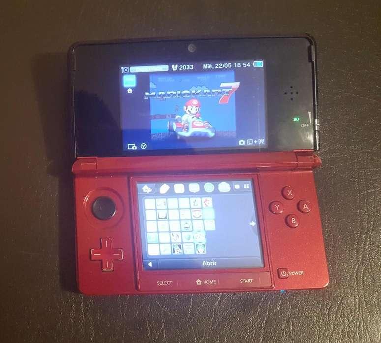 Nintendo 3ds programado cambio por celular Playstation Ps vita PSP GO
