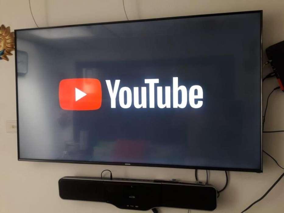 televisor led smart tv de 55 pulgadas 3207859972