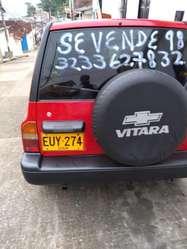 Vitara 5ptas 1998 Excelente Estado.