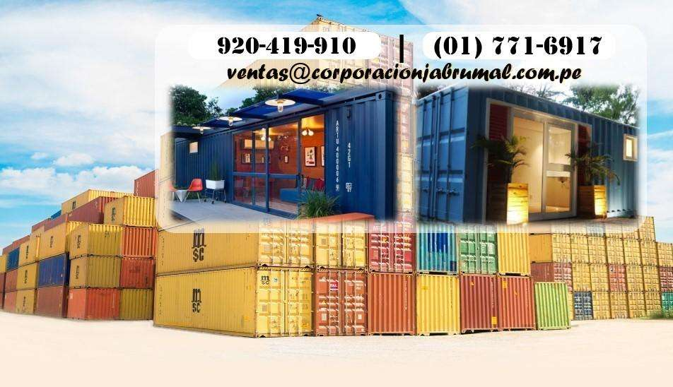 Contenedores Maritimos Containers 20st, 40st/hc