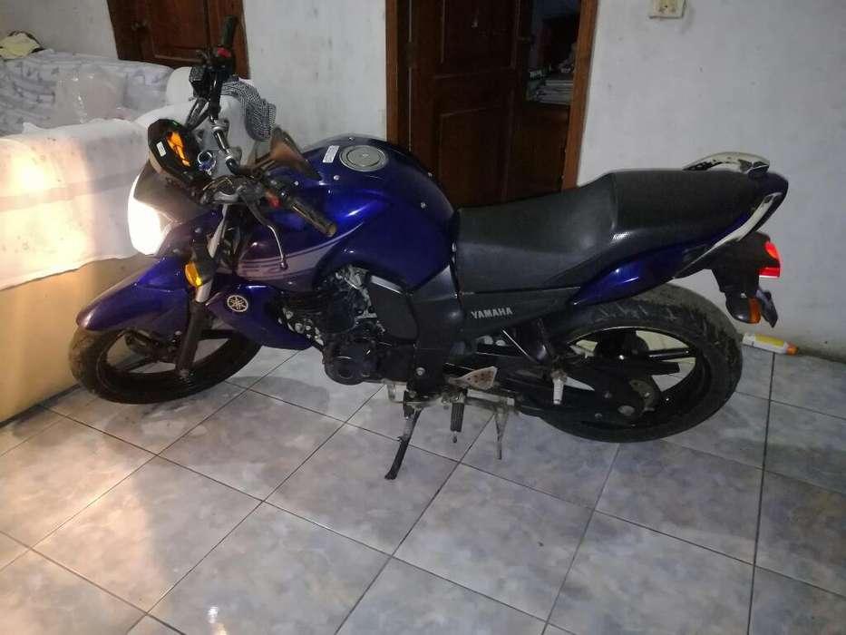 Vendo Yamaha Fz 16 2015 con Todo Orig