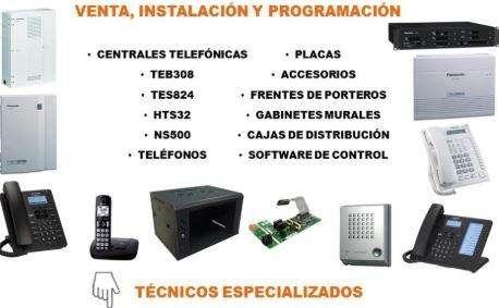 Configuración de PBX IP.