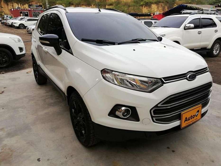 Ford Ecosport 2017 - 26000 km