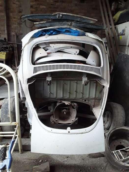 Se Vende Un Volkswagen en Reparacion....