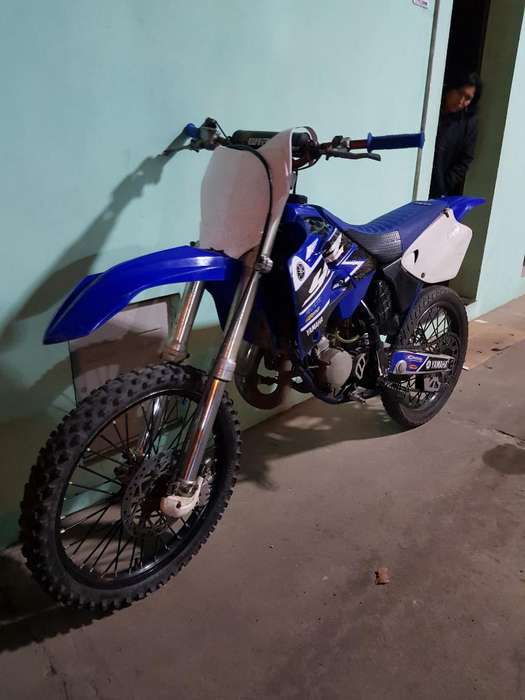 Yamaha Yz125 Permuto