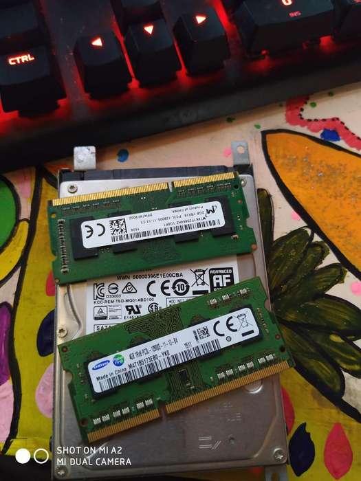 <strong>memoria</strong>s Ram para Laptop