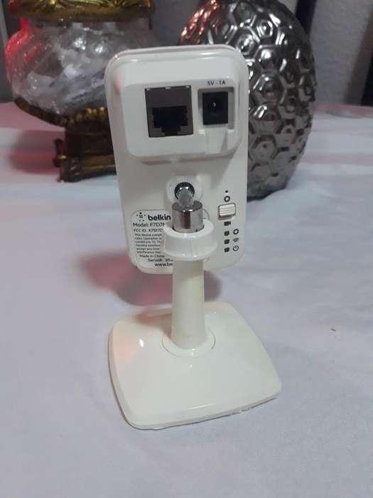 3 unidades/Cámaras Wi-Fi NetCam con visión nocturna, acepto canjes