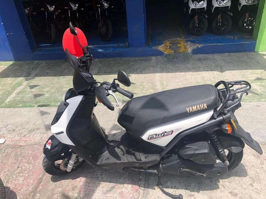 <strong>yamaha</strong> BWS 2 MODELO 2013