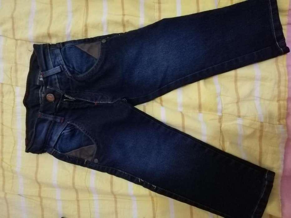 Set de Pantalones de Niño de 2 a 3 Años