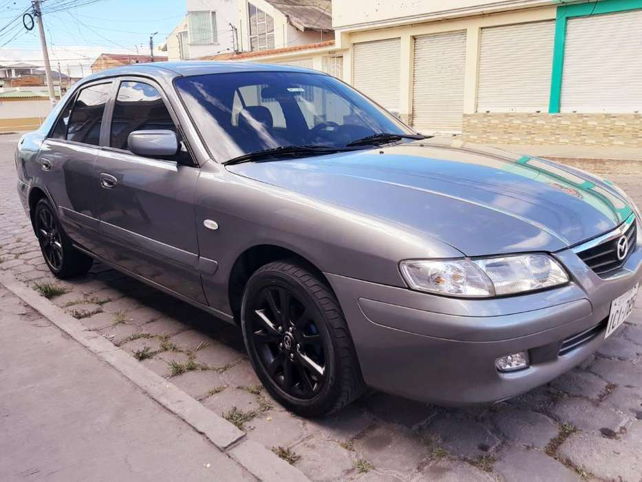 <strong>mazda</strong> 626 2006 - 0 km