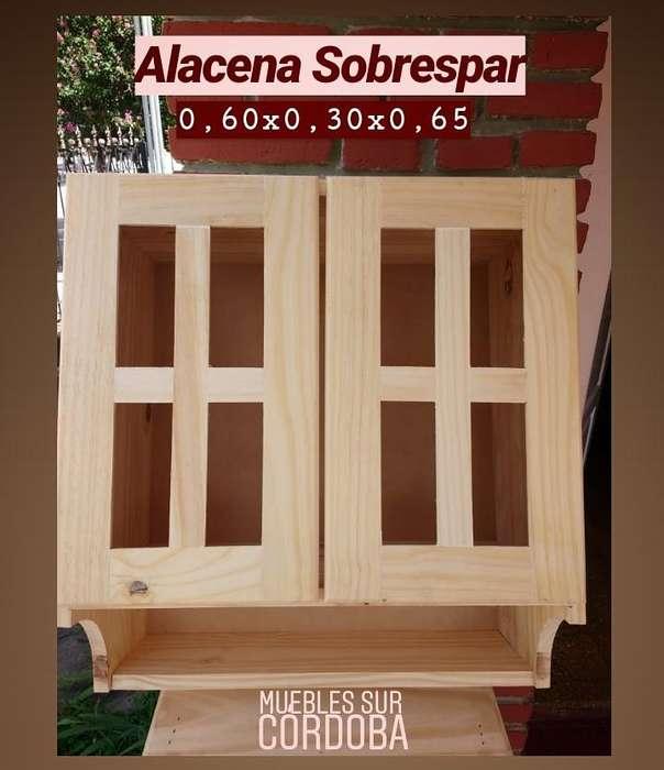 OFERTA ALACENA SOBRESPAR