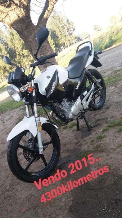 Yamaha Ybr 125 2015 Full