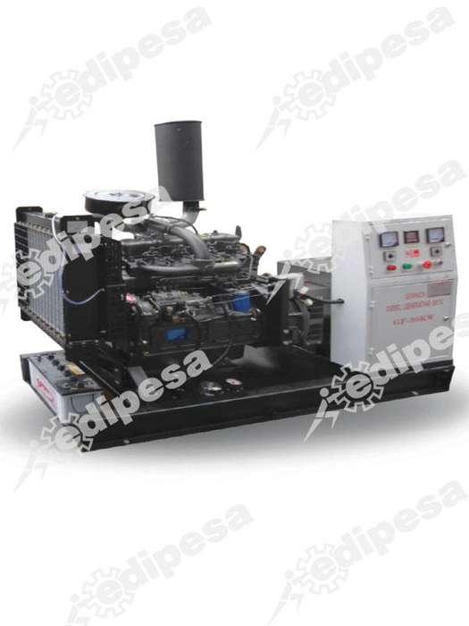VENDO GRUPO ELECTROGENO GENPACK 30KW (NUEVO) S/15000