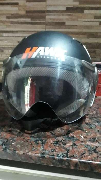 Casco Hawk Rs9 Talle M
