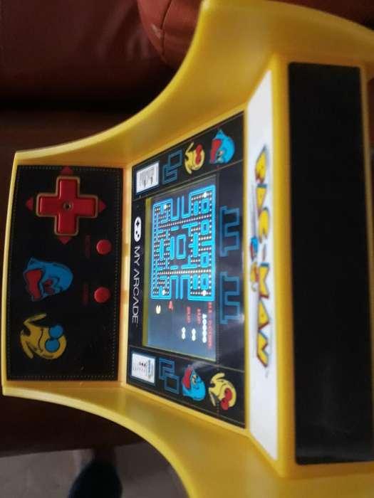 Pac Mac My Arcade