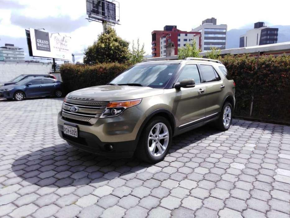 <strong>ford</strong> Explorer 2013 - 109000 km